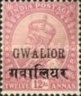 [King George V, 1865-1936 - India Postage Stamps Overprinted, type D8]