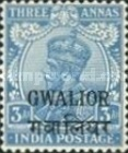 [King George V, 1865-1936 - India Postage Stamps Overprinted - Different Watermark, Typ F11]