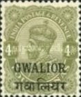 [King George V, 1865-1936 - India Postage Stamps Overprinted - Different Watermark, Typ F12]