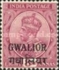 [King George V, 1865-1936 - India Postage Stamps Overprinted - Different Watermark, Typ F13]