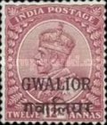 [King George V, 1865-1936 - India Postage Stamps Overprinted - Different Watermark, Typ F14]