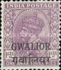 [King George V, 1865-1936 - India Postage Stamps of 1932-1934 Overprinted, type F23]
