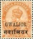 [King George V, 1865-1936 - India Postage Stamps Overprinted, Typ F4]