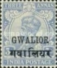 [King George V, 1865-1936 - India Postage Stamps Overprinted, Typ F5]