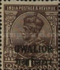 [King George V, 1865-1936 - India Postage Stamps Overprinted - Different Watermark, Typ F9]
