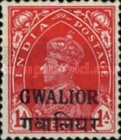 [King George VI, 1895-1952 - India Postage Stamps Overprinted, Typ G3]