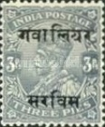 [King George V, 1865-1936 - India Postage Stamps Overprinted - 10mm between Overprint, type C]