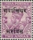 [King George V, 1865-1936 - India Postage Stamps Overprinted - 10mm between Overprint, type C3]