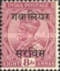 [King George V, 1865-1936 - India Postage Stamps Overprinted - 10mm between Overprint, type C5]