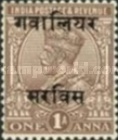 [India Postage Stamp of 1922 Overprinted, type C7]