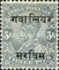 [King George V, 1865-1936 - India Postage Stamps Overprinted, type C8]