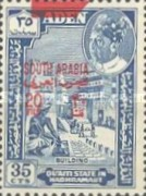 [Craftsmen Stamps of 1963 Surcharged and Overprinted