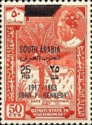 [Craftsmen Stamps of 1966 Overprinted