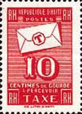 [Numeral Stamps with Letter, Typ C]
