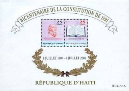 [Airmail - The 200th Anniversary of the Constitution, type ]