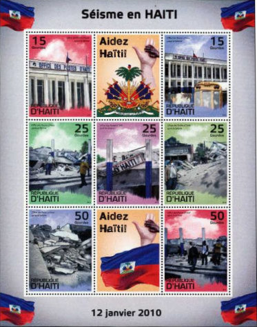 [Haiti Earthquake - Not Issued, Typ ]