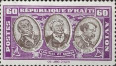 [Visit of French Delegation to West Indies, type BG2]