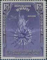 [Airmail - The 3rd Caribbean Conference, type BJ3]