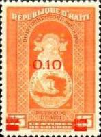 [Previous Stamps Surcharged, Typ BK14]