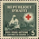 [Red Cross Stamps, type BM1]