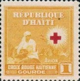 [Airmail - Red Cross Stamps, type BM13]