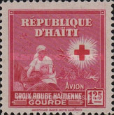 [Airmail - Red Cross Stamps, type BM14]