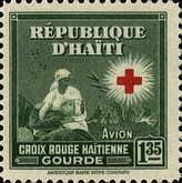 [Airmail - Red Cross Stamps, type BM15]