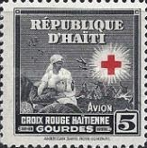 [Airmail - Red Cross Stamps, type BM16]