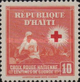 [Red Cross Stamps, type BM2]