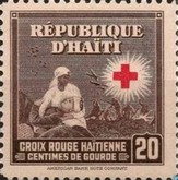 [Red Cross Stamps, type BM3]
