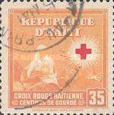 [Red Cross Stamps, type BM5]