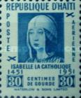 [Airmail - The 500th Anniversary of the Birth of Isabella the Catholic, type CE1]