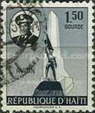 [Airmail - The 21st Anniversary of Haitian Army, Typ DN2]