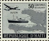 [Airmail - Tourism, Typ DQ]