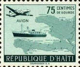 [Airmail - Tourism, Typ DQ1]