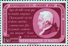 [Airmail - The 10th Anniversary of 1st International Philosophical Congress, Typ DT3]