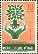 [World Refugee Year 1959-1960, Typ FD]