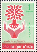 [Airmail - World Refugee Year 1959-1960, Typ FD3]