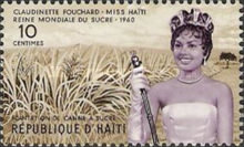 [Election of Miss Claudinette Fouchard,