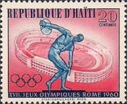 [Olympic Games - Rome, Italy, type FL]