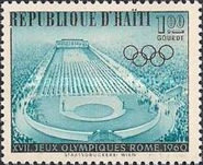 [Olympic Games - Rome, Italy, type FN]