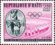 [Airmail - Olympic Games - Rome, Italy, type FQ]