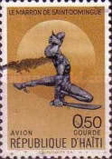 [Airmail - Inauguration of Slavery Freedom Monument, Typ JC5]