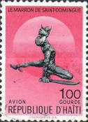 [Airmail - Inauguration of Slavery Freedom Monument, Typ JC6]