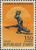[Airmail - Inauguration of Slavery Freedom Monument, Typ JC7]
