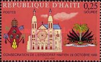 [Consecration of Haitian Bishopric, Typ JF]