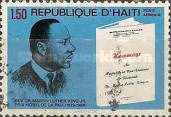 [Airmail - Dr. Martin Luther King, American Civil Rights Leader, Commemoration, Typ MT5]