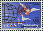 [Airmail - The 25th Anniversary of United Nations - Issues of 1970 Overprinted