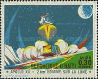 [Airmail - The 2nd Manned Lunar Landing - Apollo 12, Typ NM]