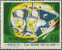 [Airmail - The 2nd Manned Lunar Landing - Apollo 12, Typ NN]